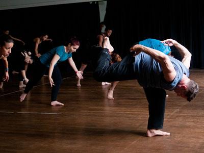 Oficina de Repertório da Martha Graham Dance Company